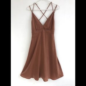 Lulus Strappy Dress